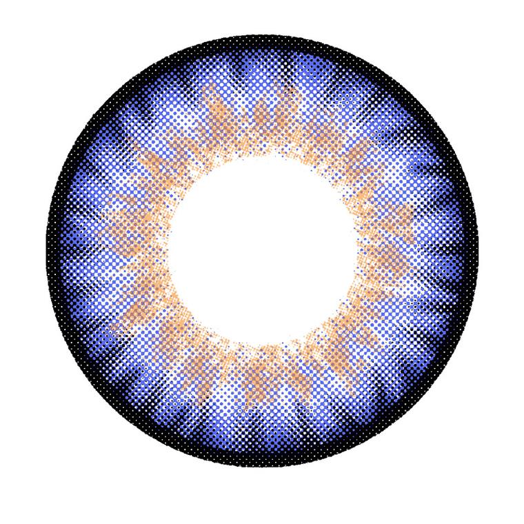 (NEW) I-Codi Naty V3-05 Angel Eyes Blue