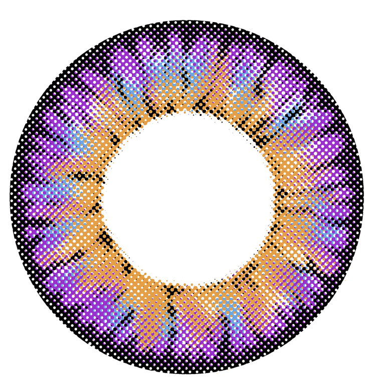 (NEW) I-Codi Eclipse IC4-09 Pure Age Violet