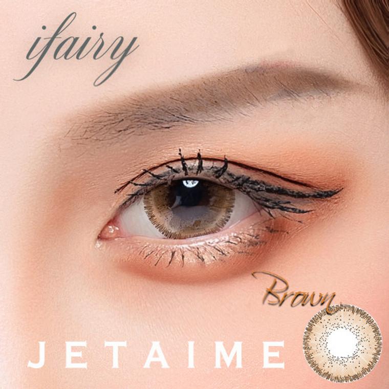 I.Fairy Jetaime Highlight Brown  ( New )