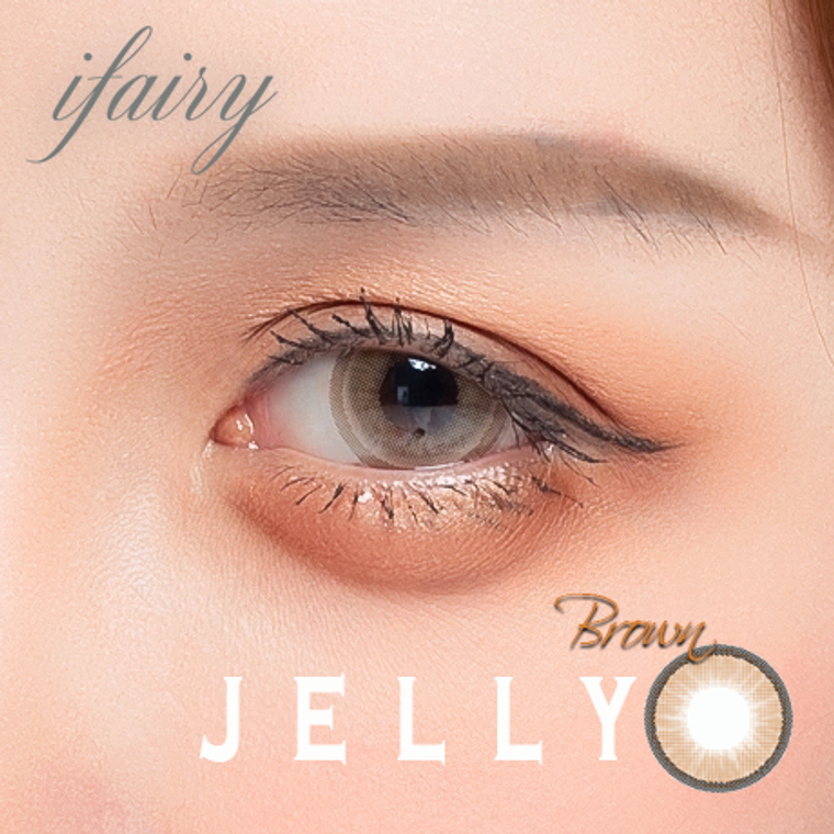 I.Fairy Jelly Brown  ( New )