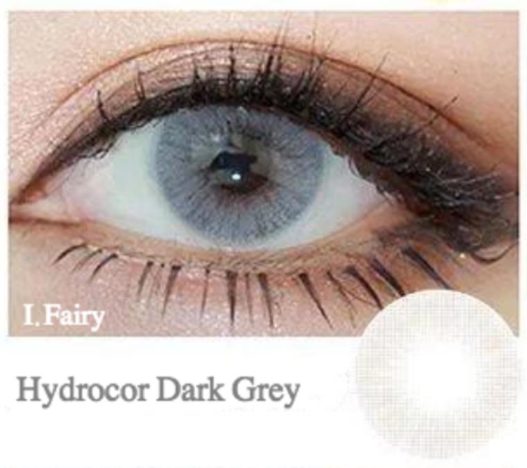 Hydrocor Dark Gray 14.2 mm ( New )
