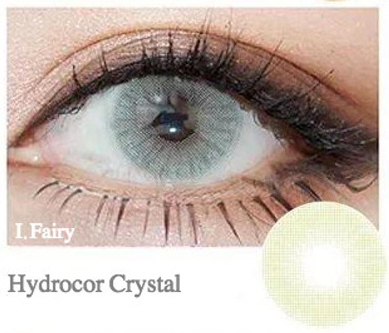 I.Fairy Hydrocor Crystal Gray 14.2 mm ( New )