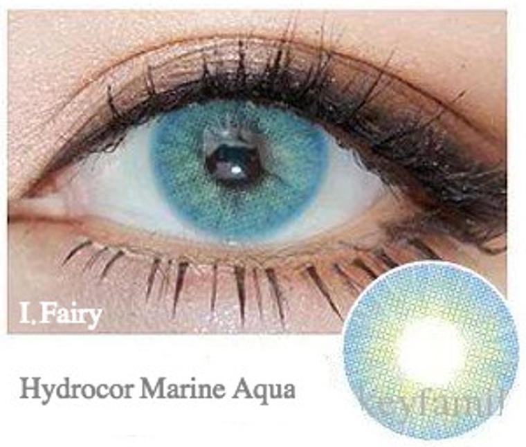 I.Fairy Hydrocor Marine Aqua 14.5 mm ( New )
