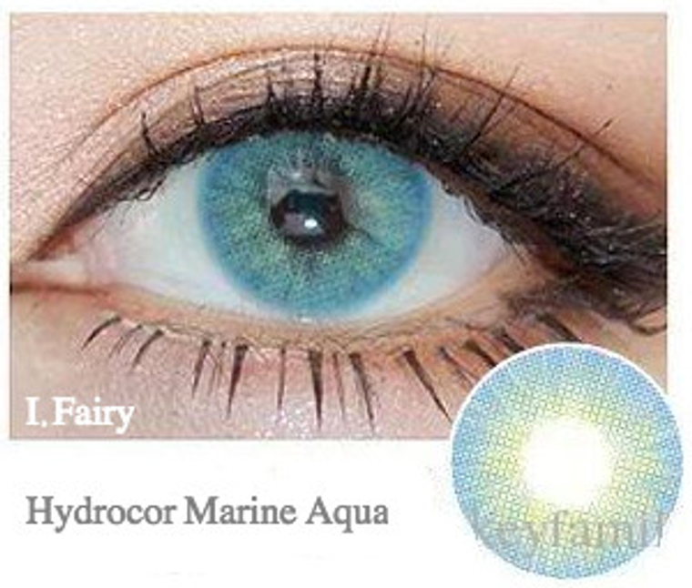 I.Fairy Hydrocor Marine Aqua 14.5 mm ( New )