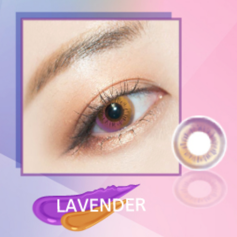 Gradation Lavender 14.2 mm ( New )