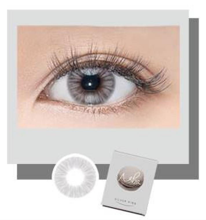 EOS Asha Silver Ring 14.2mm