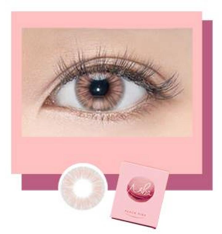 EOS Asha Peach Pink 14.2mm