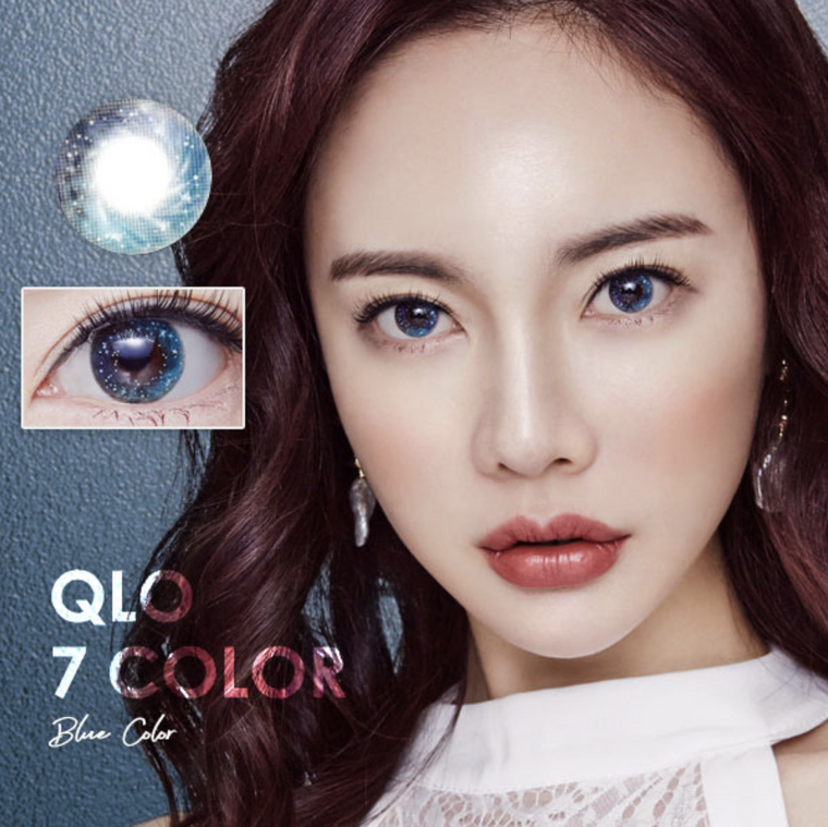 I.Fairy QLO7 Blue 14.5 mm ( New )