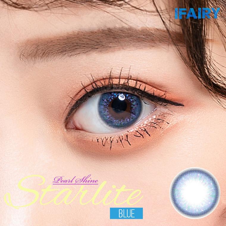 I.Fairy Starlite Blue *New* ( Pearl Shine Effect )