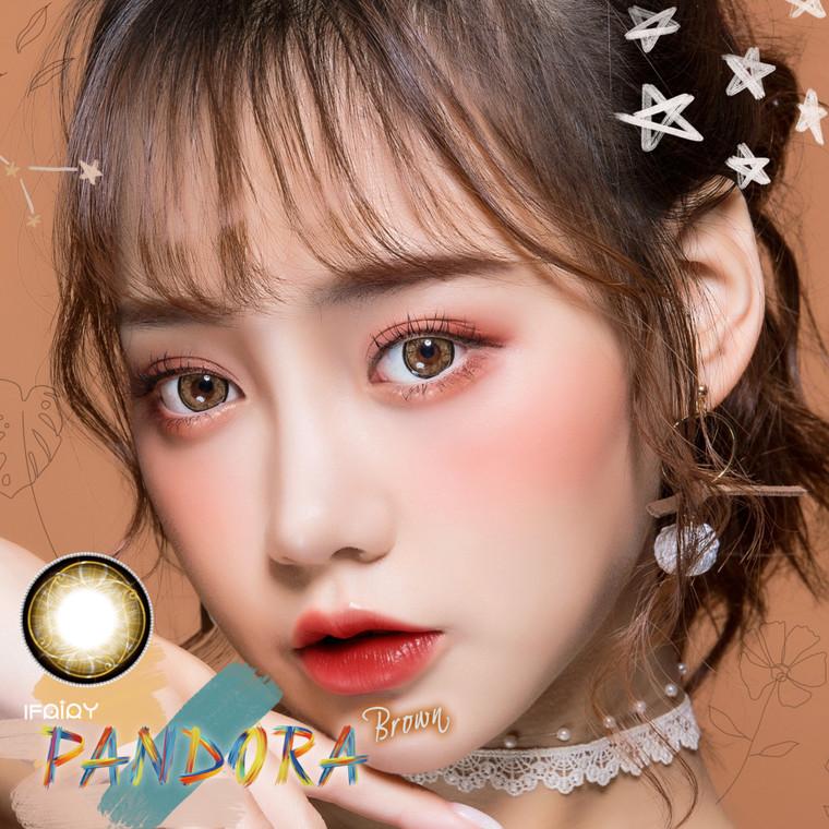 I.Fairy Pandora Brown 16.2mm