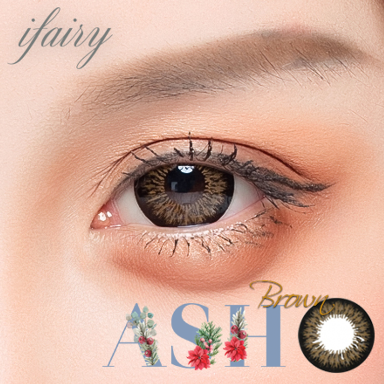 I.Fairy Ash Brown