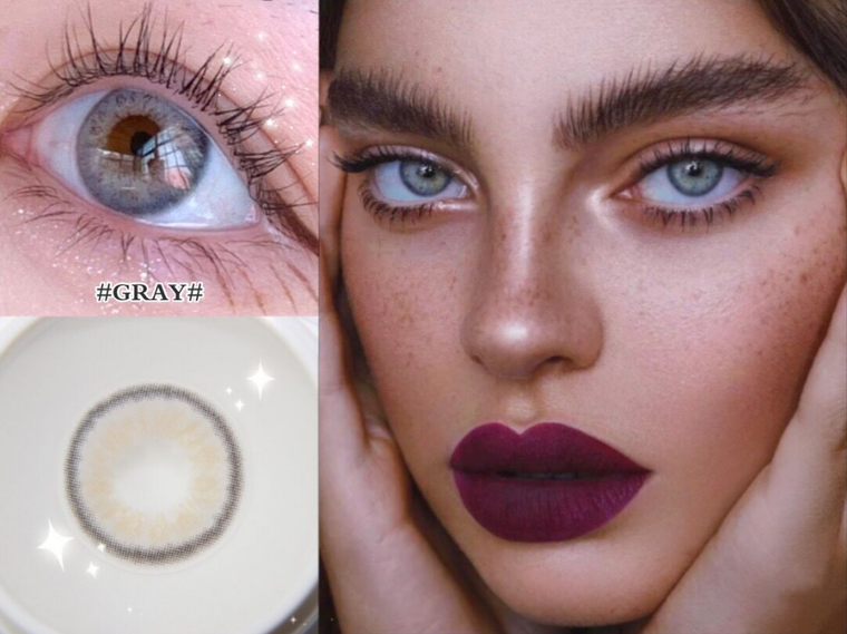 ROME Grey  Color Contact Lens