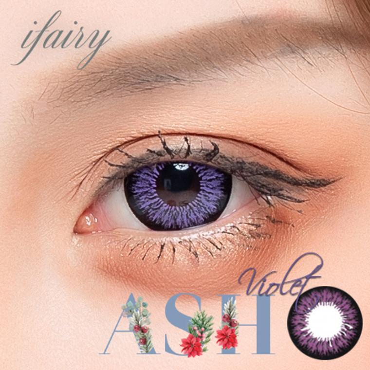 I.Fairy Ash Violet