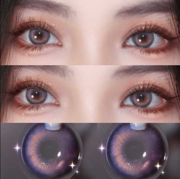Reco AO Violet  Color Contact Lens