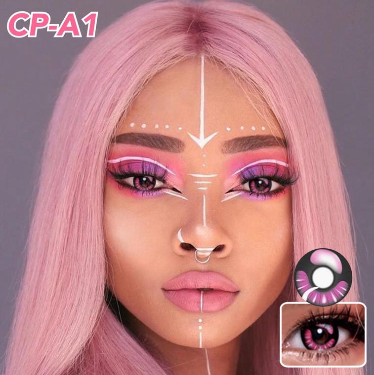 I.Fairy CP-A1 Animation Crazy Lens