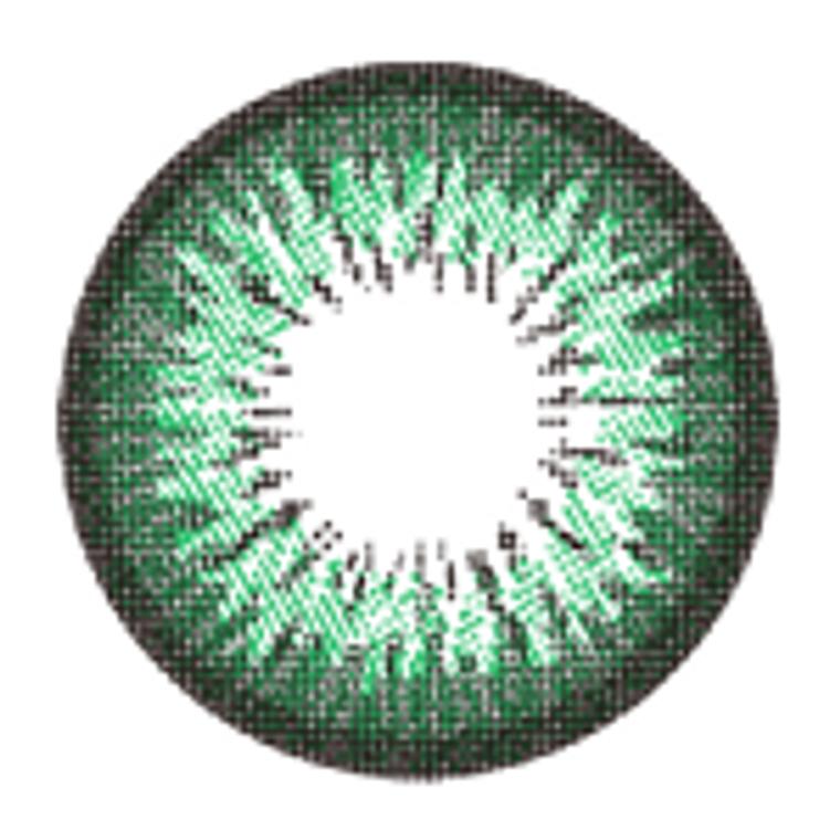 ICK Garnet Green 15.0mm