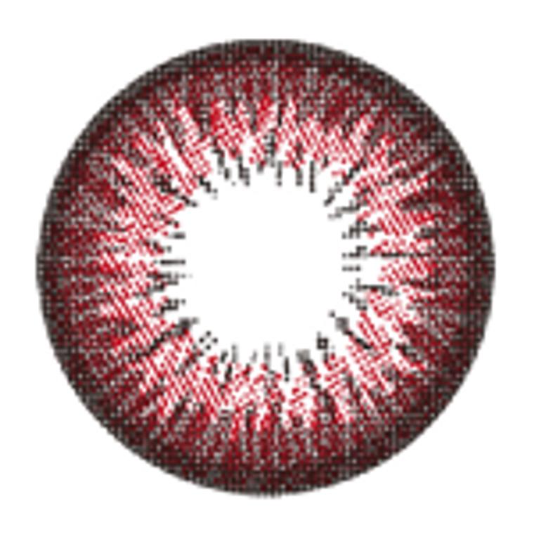ICK Garnet Red 15.0mm