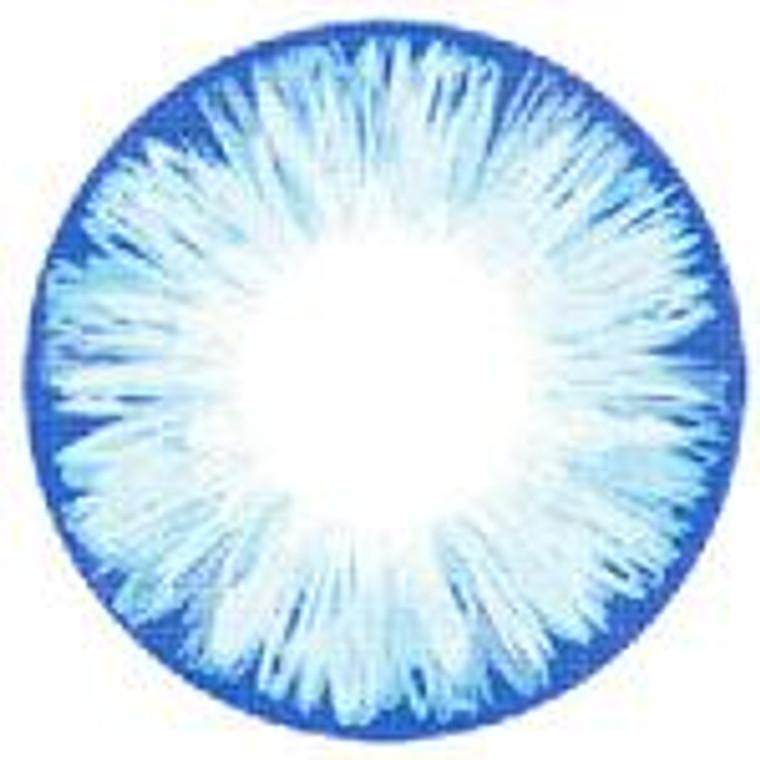 EOS Dark Ice Blue 2 Tones (Icy Melon Blue) 14.8mm