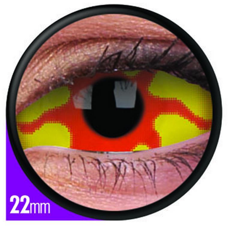 Phantasee Sclera Nemesis Lens 22mm