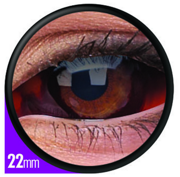 Phantasee Sclera Quasar Lens 22mm