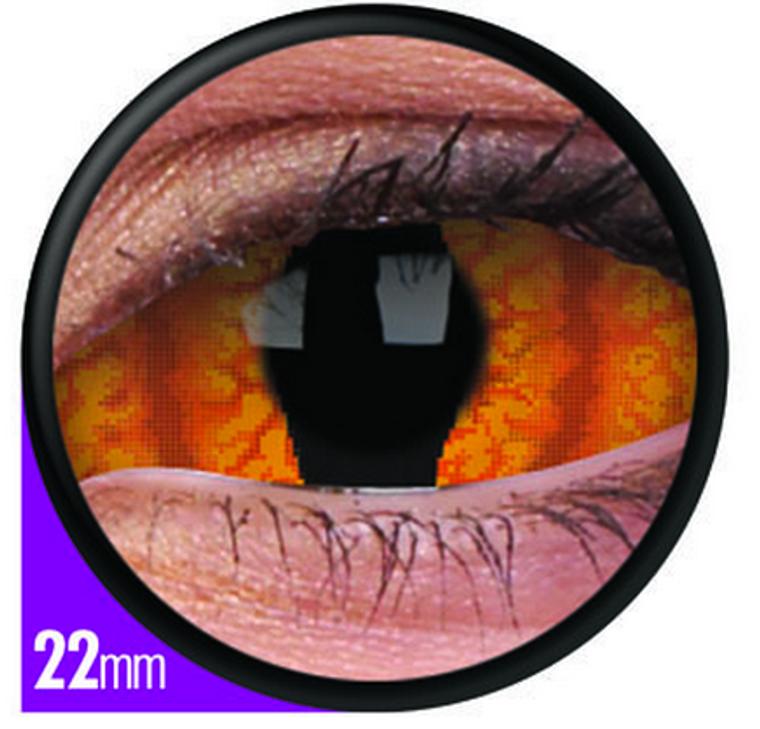 Phantasee Sclera Shadowcat Lens 22mm