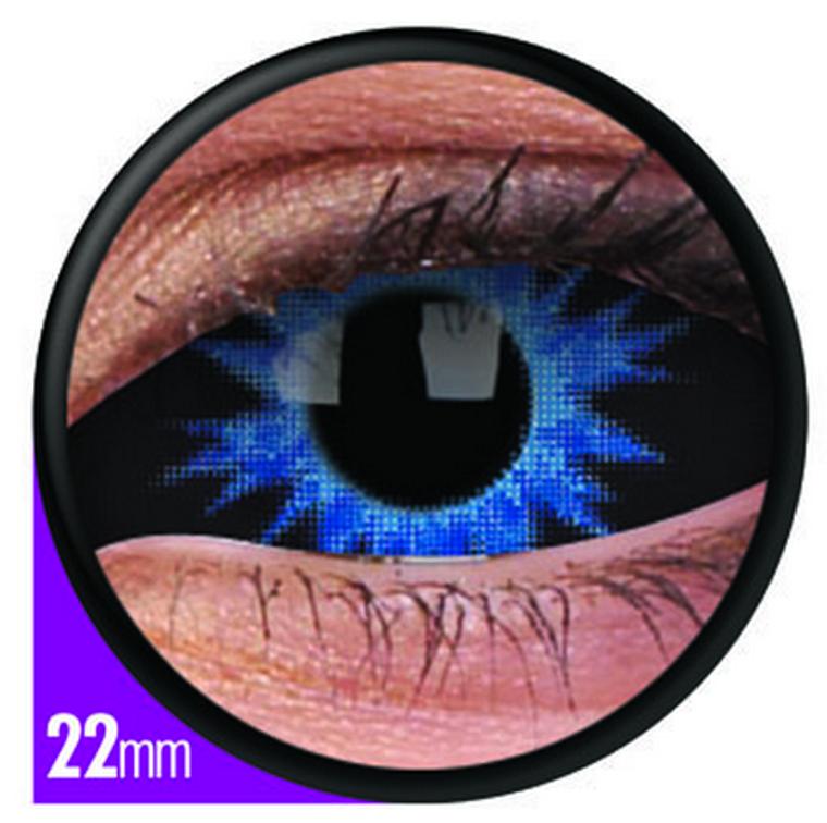 Phantasee Sclera Thanos Lens 22mm