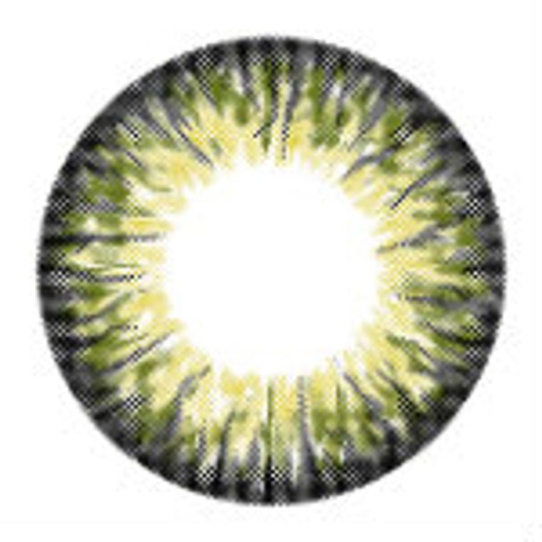 Colors Of The Wind - No.15 Yellow Green