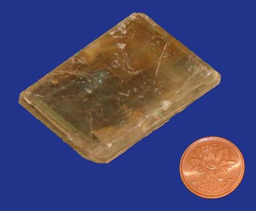 Iceland Spar Crystal - Specimen D