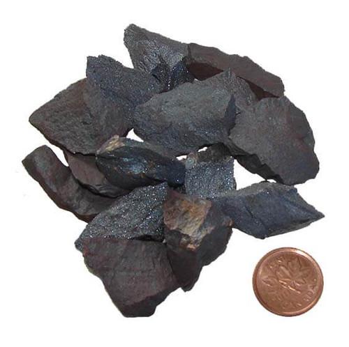 Raw Hematite stones - size small