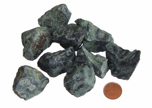 Raw Kambaba Jasper stones - XX Large
