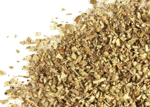 Half ounce of Mullein Leaf Natural Herbs