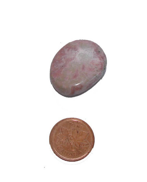 Tumbled Rhodochrosite stones - size medium