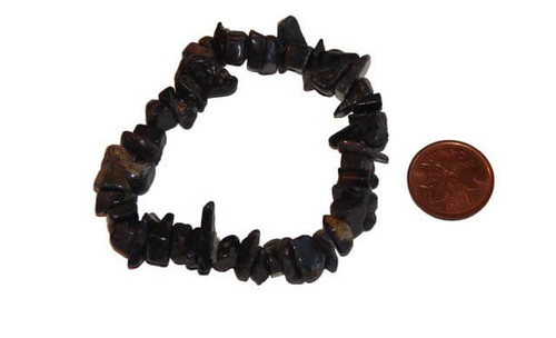 Blue Sapphire semi-precious bracelet