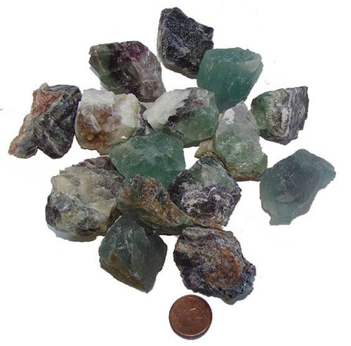 Natural Fluorite Stones - size XX Large