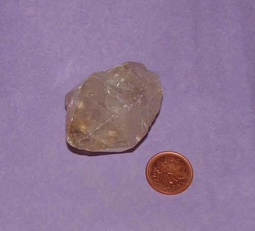 Tibetan Quartz Crystal Point, Specimen A, Image 1