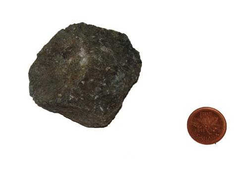 Rough Blue Apatite Stone - Specimen C - Image 1