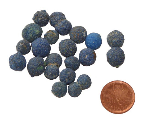 Azurite Stone Berries - Size Teeny