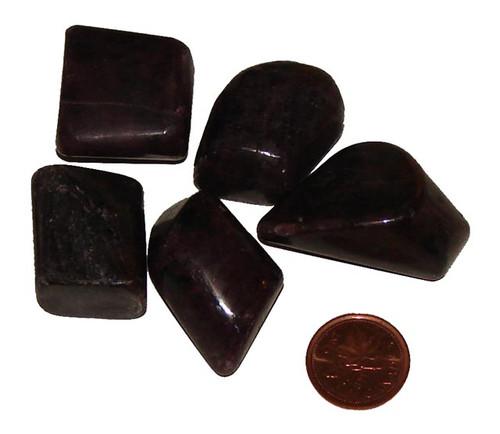 Tumbled Ruby stones - size XXX Large
