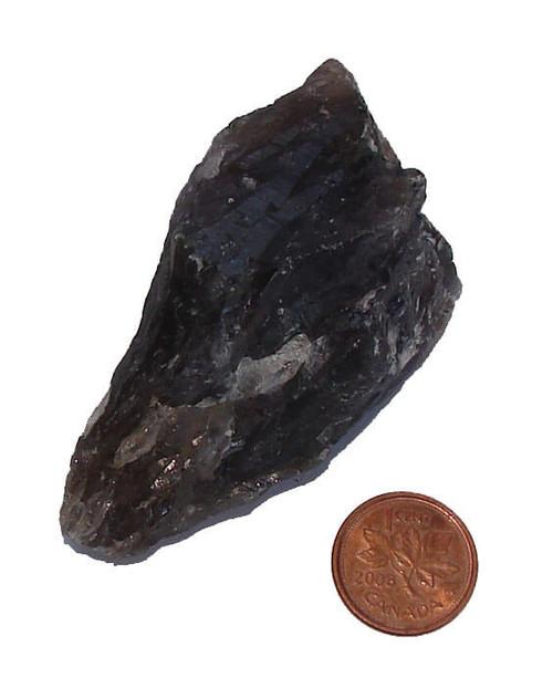 Raw Super 7 Crystal Point, Specimen G, Image 1