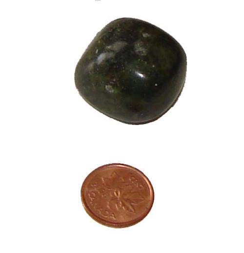 Atlantisite Tumbled Stone - Specimen B