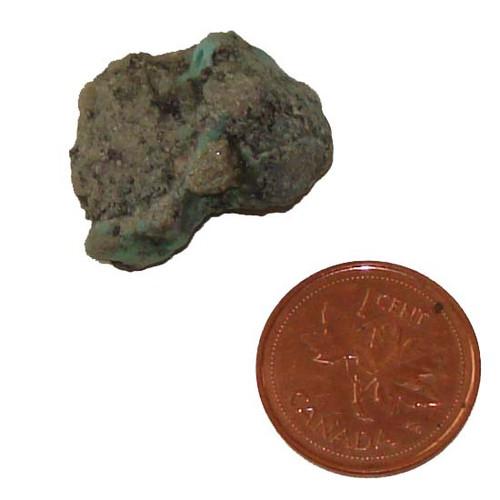 Raw Turquoise Stones - Specimen L