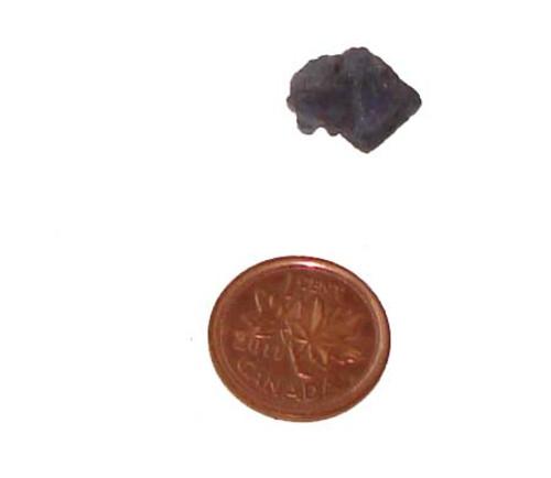 Raw Tanzanite Stone - Specimen C
