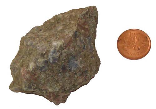 Raw Rainforest Jasper stone - Specimen A