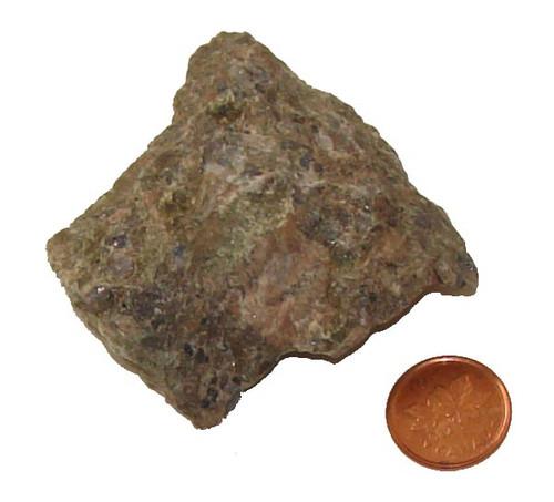 Natural Rainforest Rhyolite stone - Specimen B