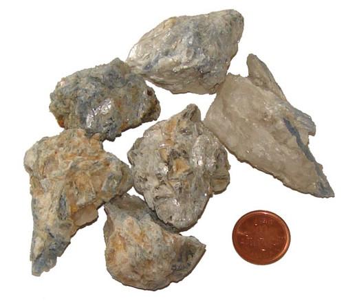 Blue Kyanite Rough stones - XXLarge