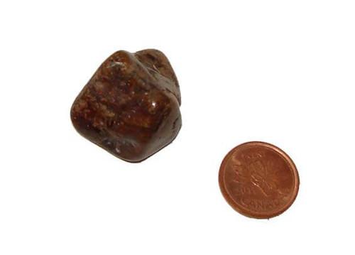 Pietersite Natural Tumbled Stone - Specimen H