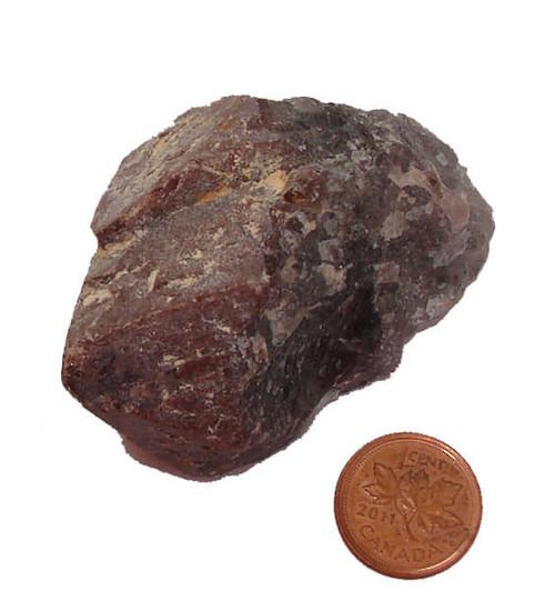 Super 7 Raw Crystal, Specimen K, Image 2