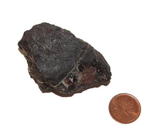 Black Tourmaline Crystal Rods, Specimen A, Image 1