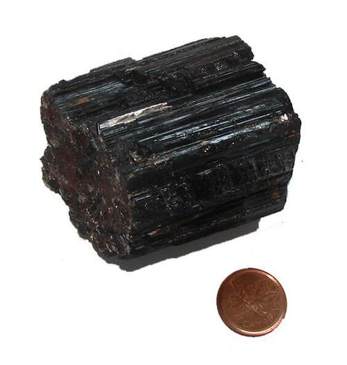 Black Tourmaline Crystal Rods - Specimen D, Image 2