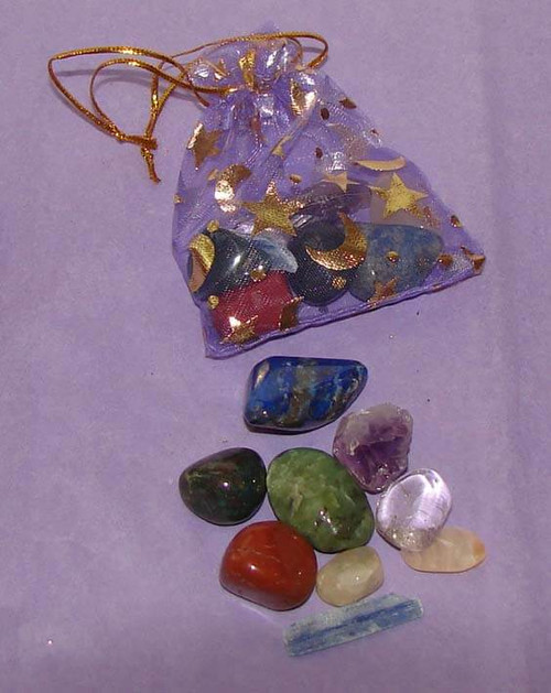 Set of the Best Stones for Dreams